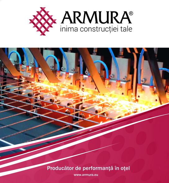 ARMURA producator plasa sudata pentru garduri