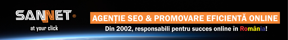 agentie SEO Bucuresti & promovare online