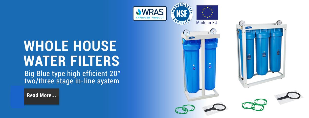 filtre dedurizare apa potabila
