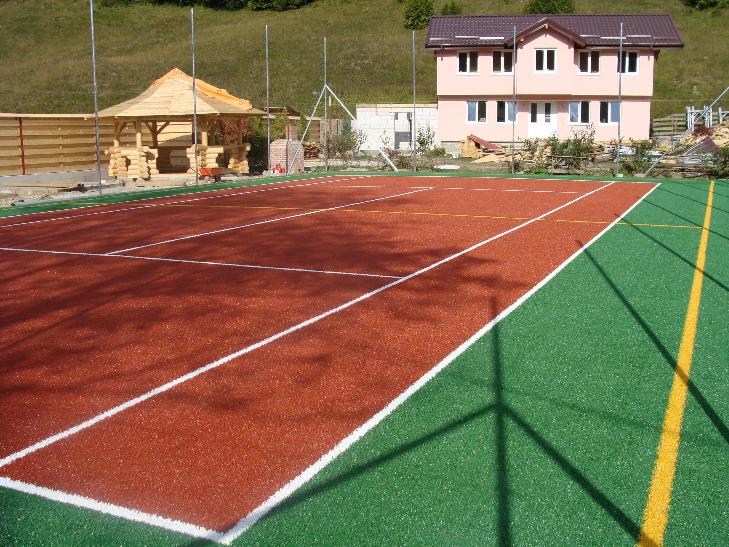 Gazon artificial tenis