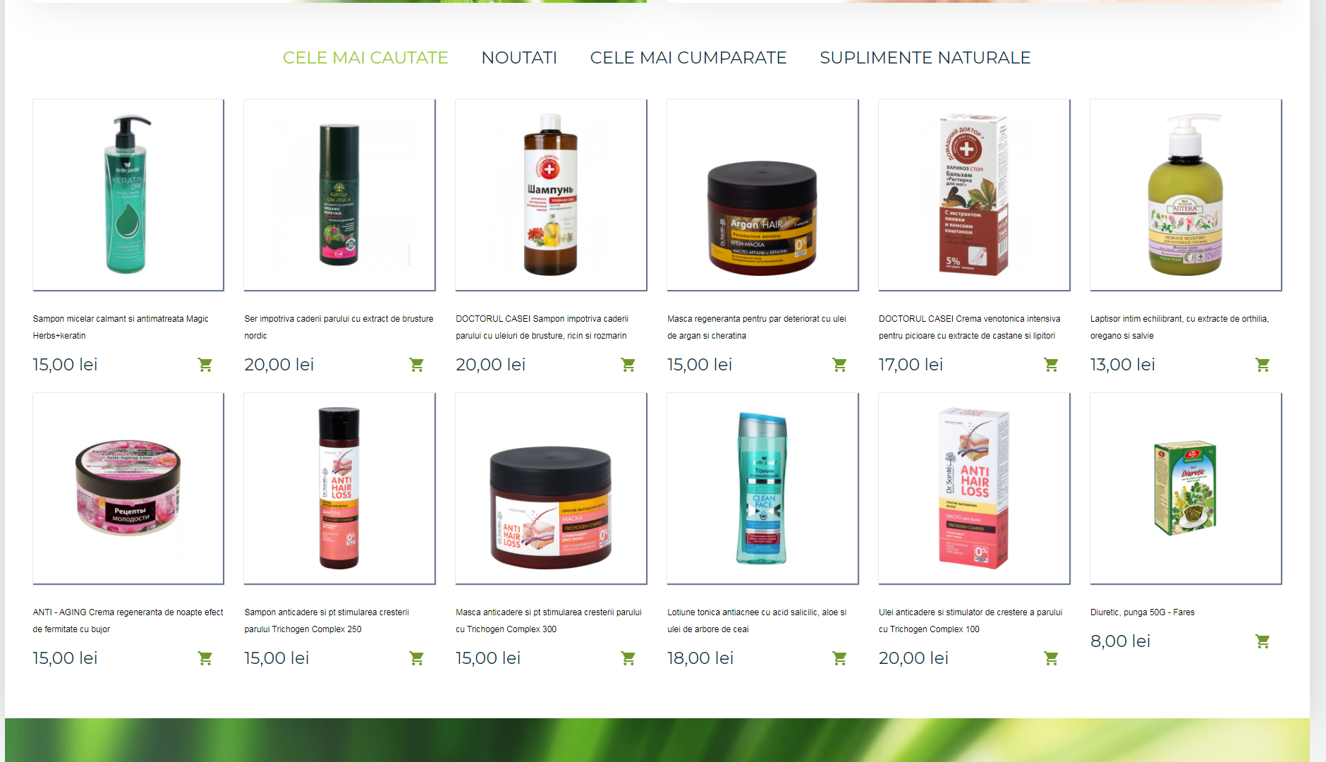 produse naturiste
