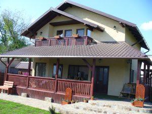 Casa din lemn Dobrogea