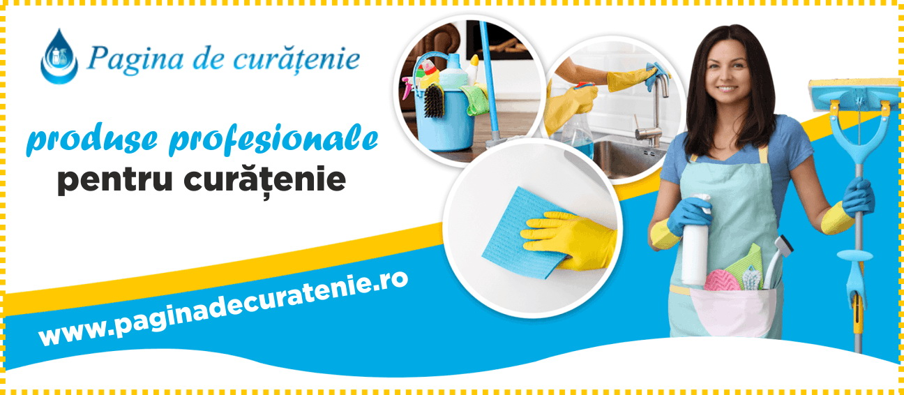produse profesionale pentru curatenie bucuresti